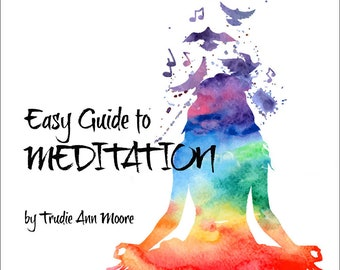 Easy Guide to Meditation CD