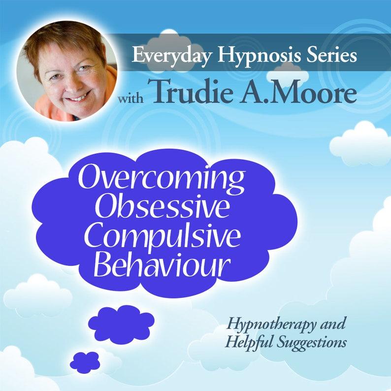 Overcoming Obsessive Compulsive Behaviour CD image 0