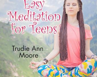 Easy Meditation for Teens CD