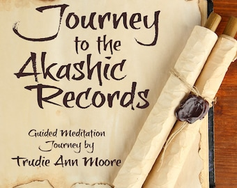 Journey to the Akashic Records CD