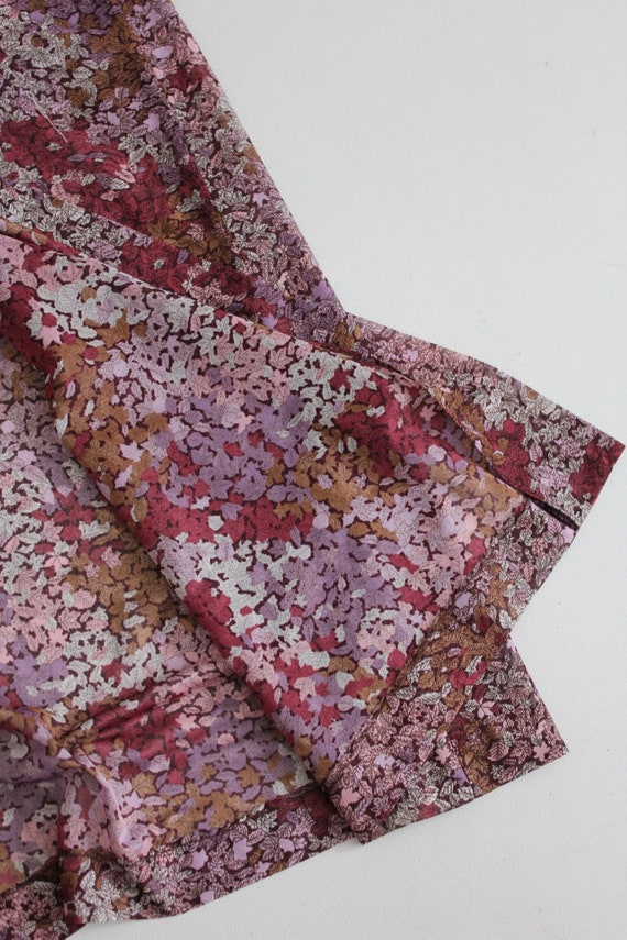 leaf print duster   floral duster   sheer duster … - image 5