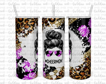 Cheerleader Stripe Marquee  Sublimation Transfer Can Holder Great for  Mug Ink Transfer,