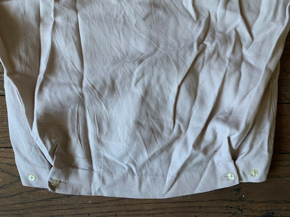 50s IOLANI Hawaiian Tiki Shirt Size S - image 9