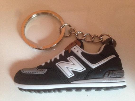 New Balance Schlüsselanhänger ML 574 Schwarz Black Keychain | Etsy