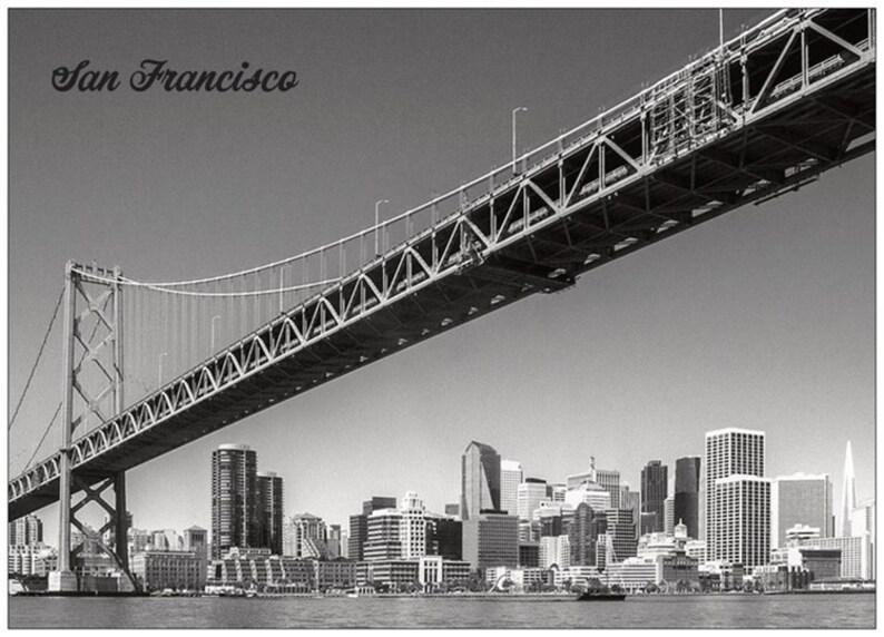 Postcard  San Francisco image 0