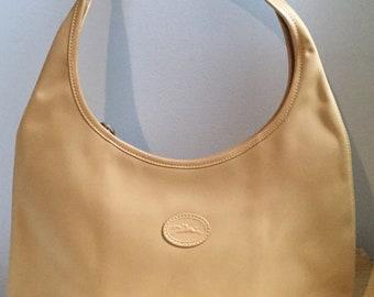 1d632294a4 BRAND NEW Vintage 1990's Longchamp Nylon shopping Tote original bag  Longchamp original barcode and serial number 525375