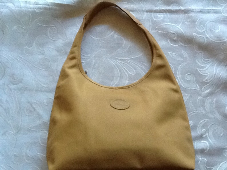 BRAND NEW Authentic Vintage 1990 s Longchamp Nylon shopping Tote bc243090d047c