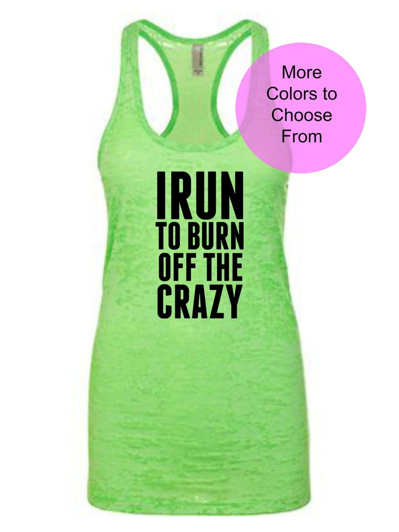 Womens Royal Blue Burnout Racerback Performance Blend Funny Tank Top Gym Time Designs Running Shirt