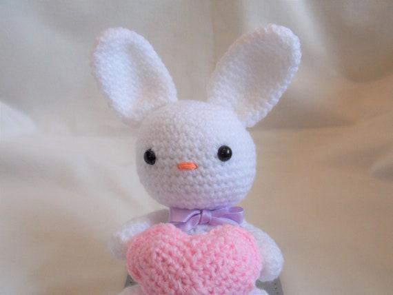 Amigurumi Bunny Ornament – Arcadia Designs   428x570