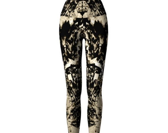 Women's Boho Leggings by Vintique Custom Design ©