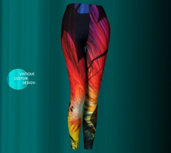 Khaleesi LEGGINGS Mother of Dragons Game of Thrones DRAGON Leggings WOMENS Yoga Leggings Cosplay Leggings Printed Leggings Festival Leggings