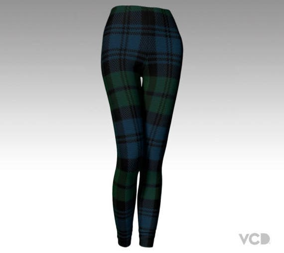 Sexy Girlfriend Womens Print PLAID Gift Green LEGGINGS Clothing Tartan Pants Plaid and for Leggings Sexy Sexy Blue Yoga Leggings Leggings gf qvg6HPnwPT