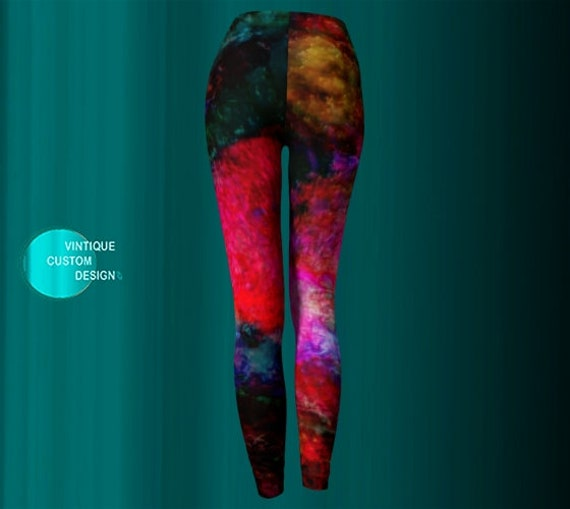 Clothing Rave Leggings Sexy Leggings LEGGINGS yoga Clothing Burning Rainbow Rave Leggings Art Leggings WOMENS Man FESTIVAL Print pants Sexy 80xwq