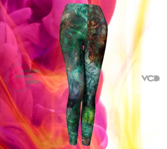 FESTIVAL FASHION Leggings Sexy Print Leggings | Burning Man Leggings | Festival Clothing | Womens | Rave Clothing | Music Festival Leggings