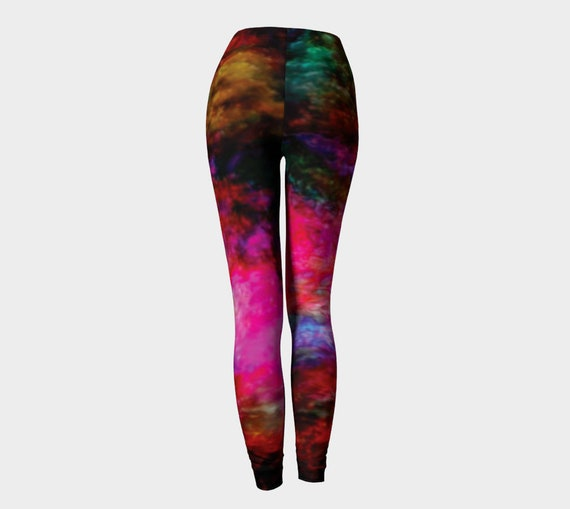 Rave YOGA Rainbow Leggings Rainbow Leggings Burning for Sexy Leggings Festival Leggings PANTS Print Womens Clothing Man LEGGINGS Women Art TgqBw1
