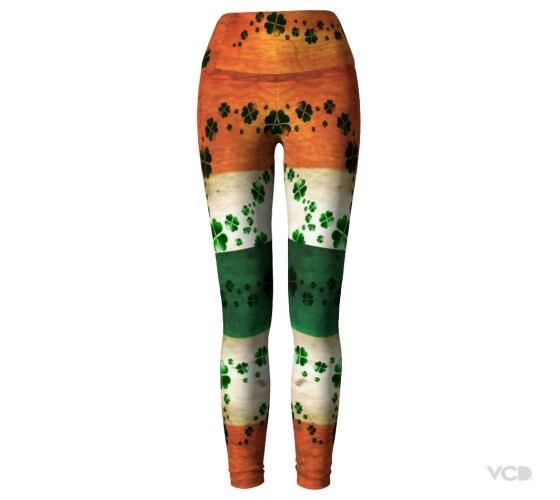 ST. PATRICK'S DAY Leggings For Women Yoga Pants Yoga