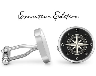 Boat  Ship propeller Cufflinks Silver Gift for Sailors  Wedding Accessories Unique design in ETSY ! Nautical Cufflinks