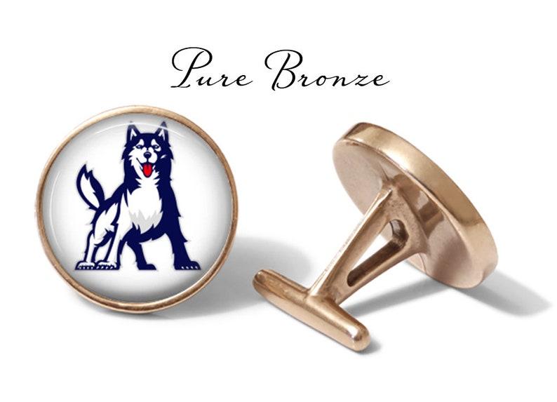 Dog Cuff Links Husky Cufflinks Pair Lifetime Guarantee S0277 Siberian Husky Cufflinks