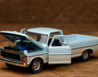 30mm Custom Cabs