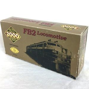 Vintage Proto 2000 GP7 II Locomotive Rock Island RI #1272 920-40472 Locomotive HO Scale Tested Excellent