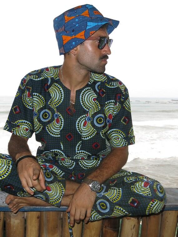 PAA Pa Bi Bi Bi Original chemise / / t-shirt pour hommes / / Festival de Costume / / Crazy haut / / Trippy //Festival shirt chemise / / Crazy imprimer / / deux pièces c8654b