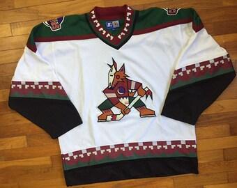 Phoenix Coyotes w// Any Name Custom Italian Charm