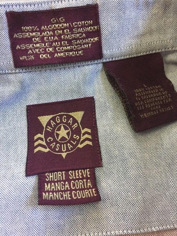 80 rayée s grande taille horizontale chemise rayée 80 fané ~ 5900 de7208