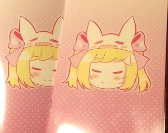 O.K SMILE! Notebook
