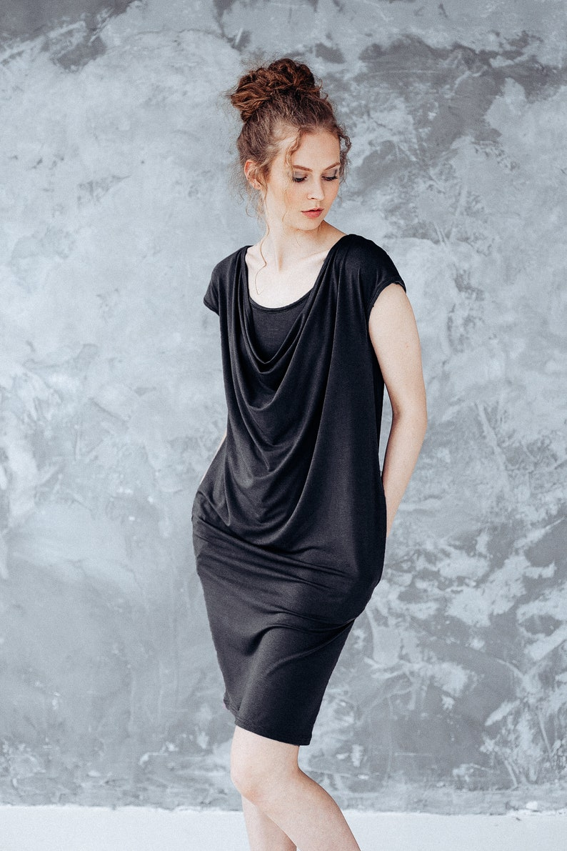 Junior Plus Size Little Black Dress | Lixnet AG