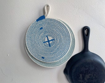 Cotton Rope Trivets - Small & Large