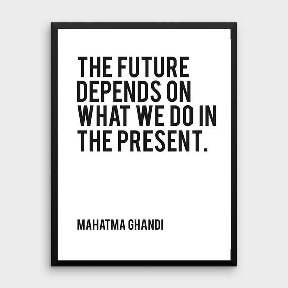 Mahatma Ghandi Quote | Books Quote, Mahatma Ghandi Wall Art, Knowledge  Quote, Philosophy Quote, Inspirational Quote, Typographic Print