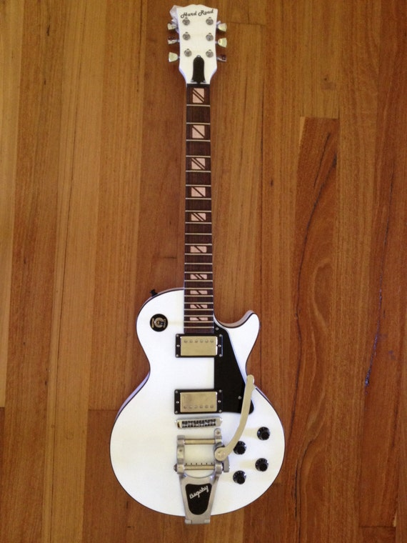 Cnc Datei Eigene Gitarre Replikat 59 Lp Bauen Etsy