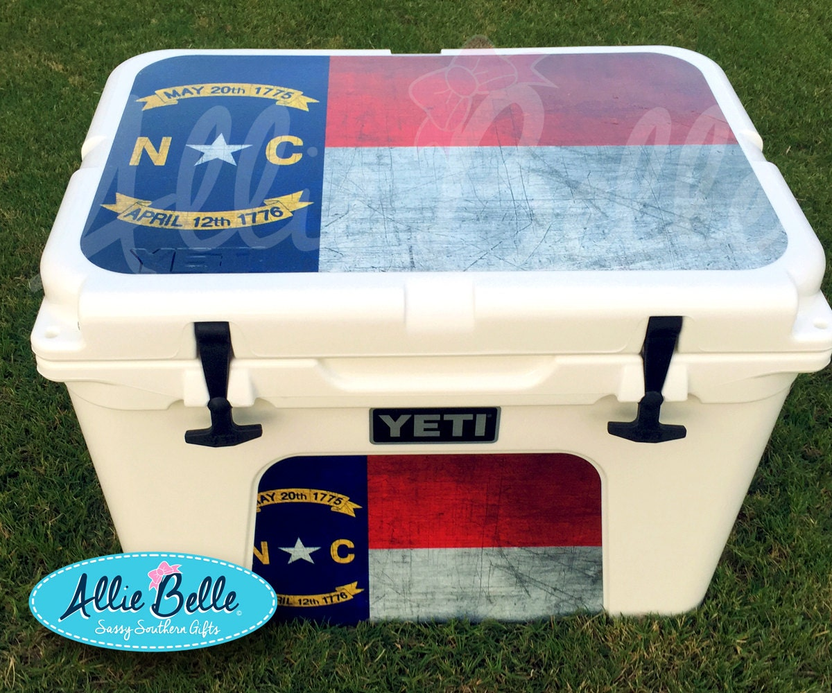 Yeti Tundra Cooler Wrap Decal Custom Yeti Cooler Decal 3m Wrap Decal Personalized Or Monogrammed Tundra 35 45 50 New Tundra Haul