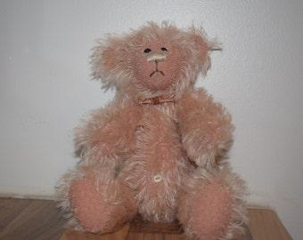 Boris - OOAK Mohair Bear by BellaButton