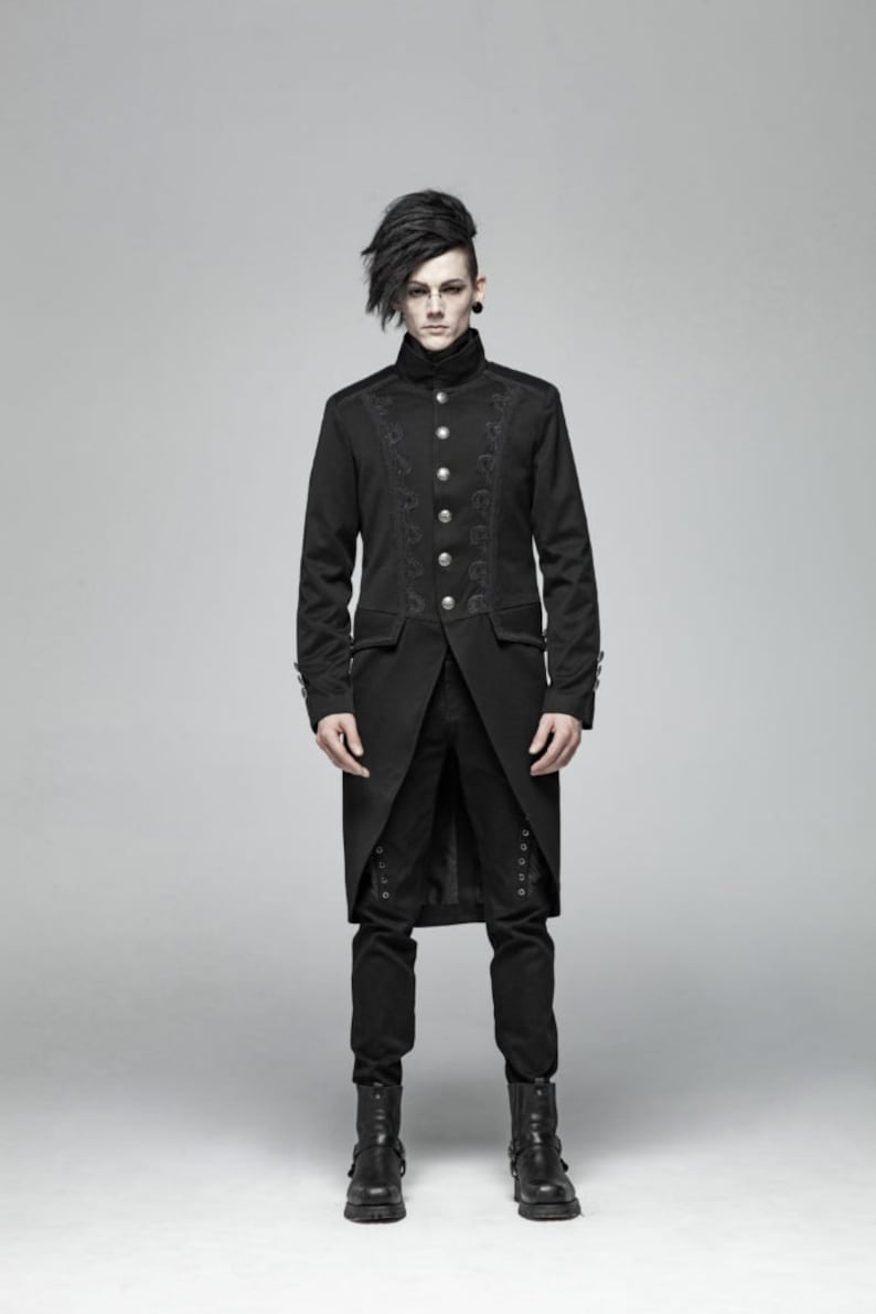 Men's Steampunk Jackets, Coats & Suits   AT vintagedancer.com