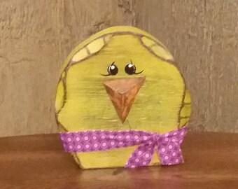 Primitive Spring Chick