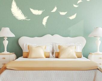 Wandtattoo schlafzimmer | Etsy