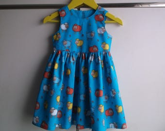 Silly sheep dress