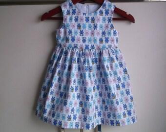 Cute bunnies dress