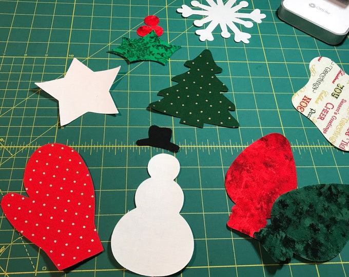 Fusible Christmas Appliqué - 3