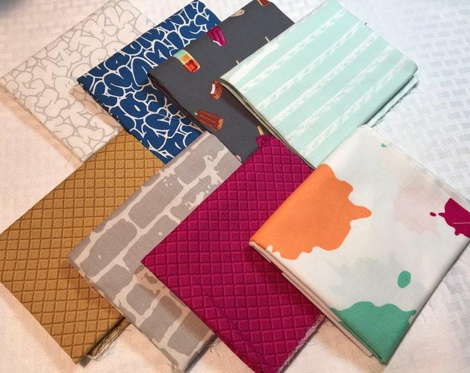 Hoffman Fabrics Fat Quarter Bundle