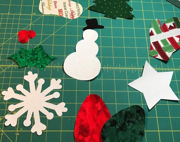 Fusible Christmas Appliqué - 2