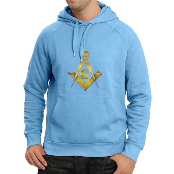 Freemason Square and Compass Sweatshirt Hoodie SIZES S-3XL
