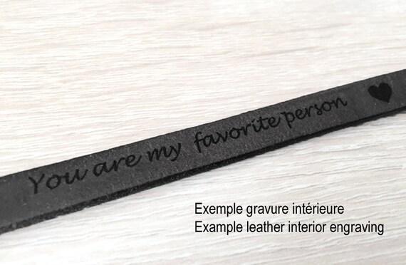 Montre poignet femme minimaliste bracelet cuir noir   Etsy 55e7ac106a5