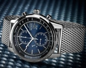 Superior steel Milanese James Bond No Time to Die mesh bracelet strap for Citizen Eco Drive 20mm 22mm Watches NO WATCH