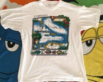 91d9b6d0706df Vintage islands t shirt