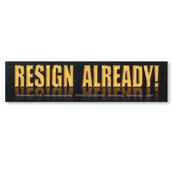 Trump Loves Hate Anti President Donald Trump Color Sticker 2016 CS241