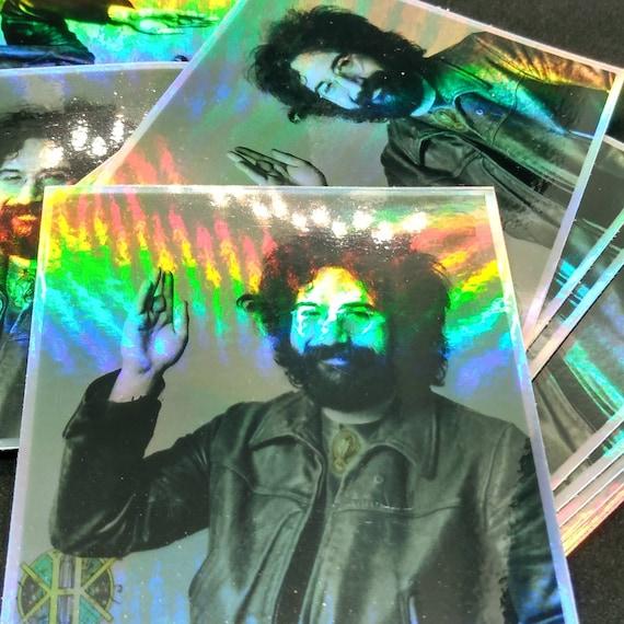Jerry wearing a wirewrap stickers (single)