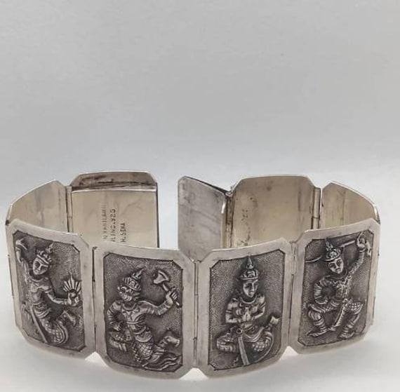 Vintage H. Sena .925 Bracelet