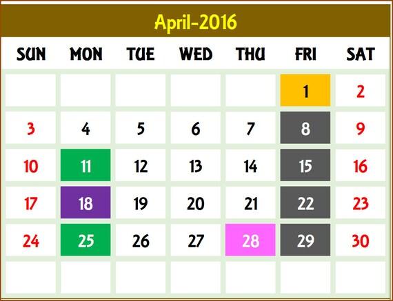 event calendar maker excel template v3 etsy